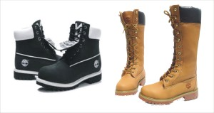 Female timberland