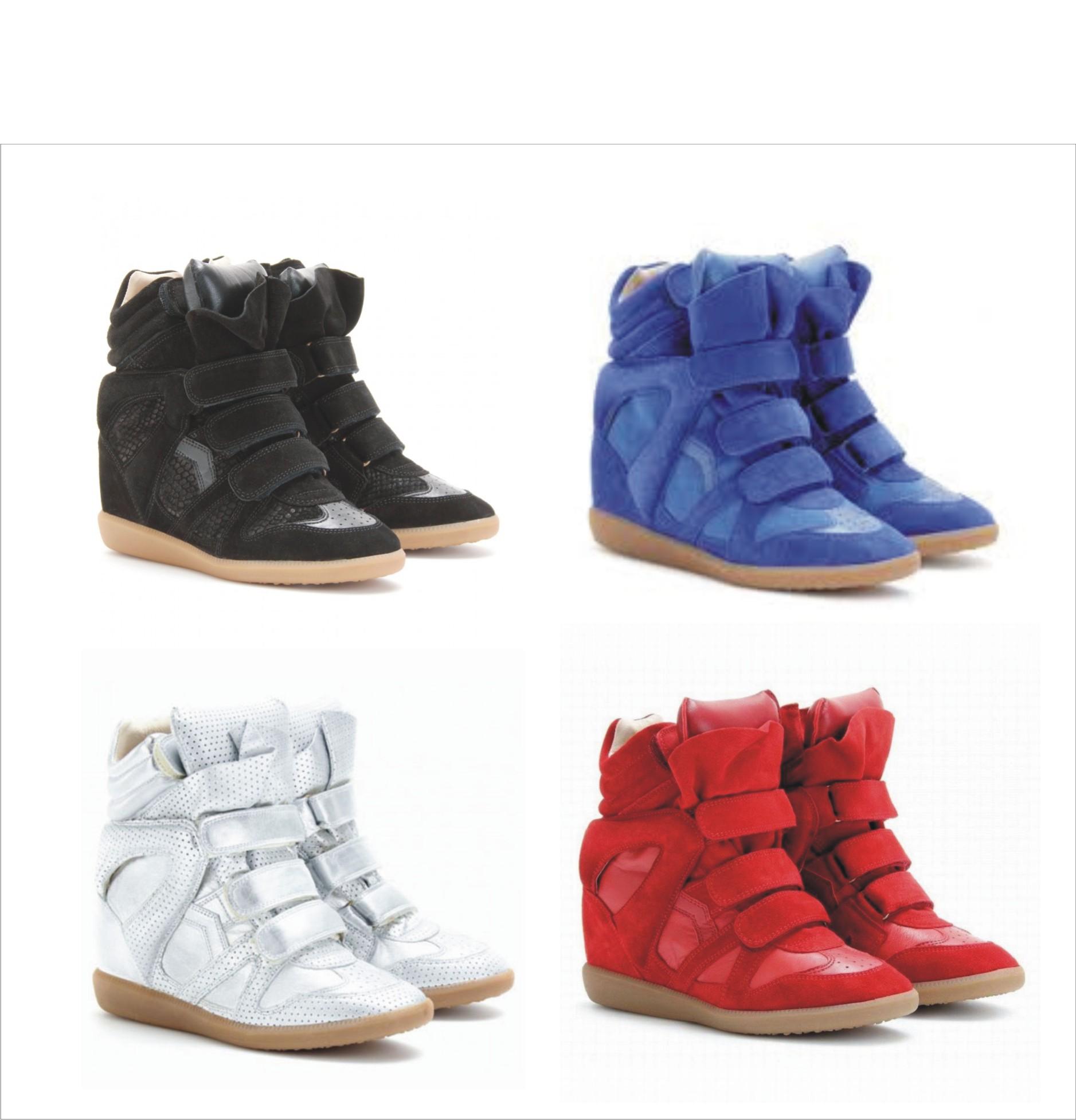 wedge reebok sneakers