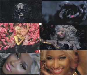 Nicki collage