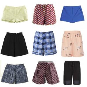Summer shorts