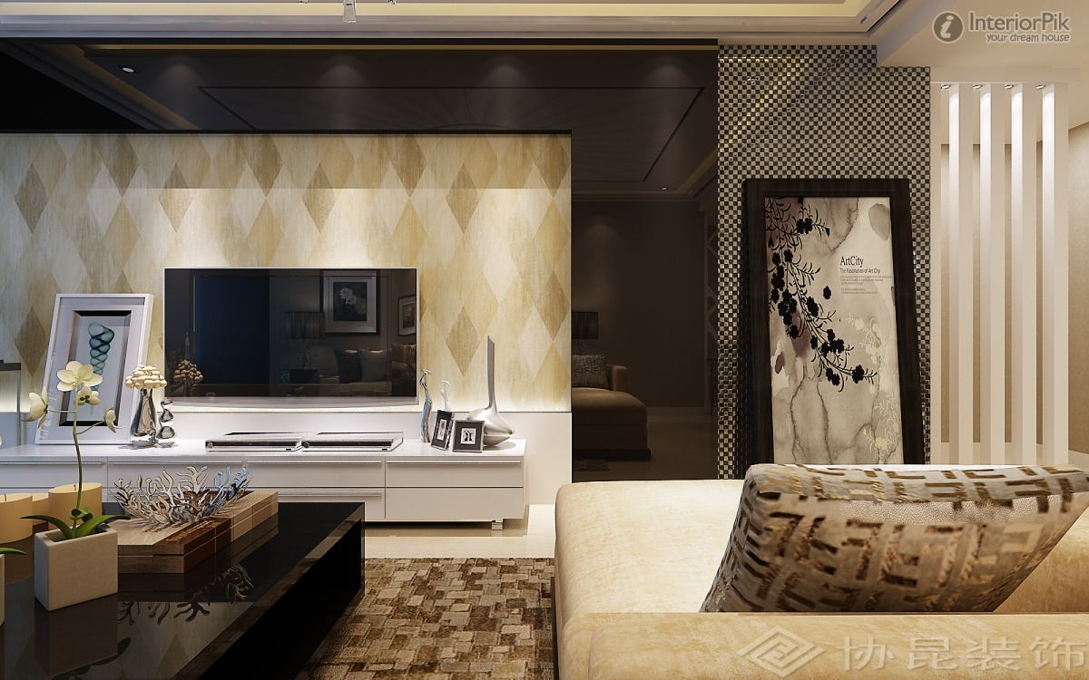 Modern Living Rooms Wall Papers And Colors DivaInDenims Sneakers