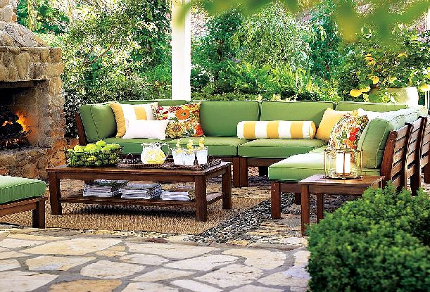 Outdoors, Furnitures and Designs… - DivaInDenims&Sneakers on Outdoor Sectional Big Lots id=91318