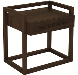 Manhattan nightstand