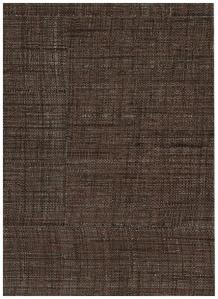 Raffia warm bistre wallpaper