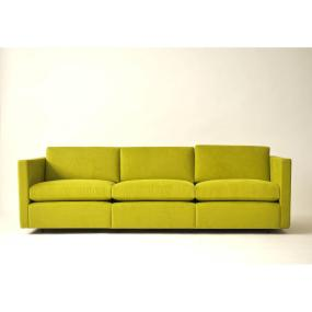 Charles Pfister 3-seat sofa for knoll