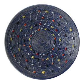 Italian ceramic bowl